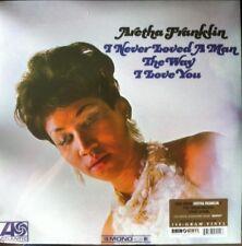 ARETHA FRANKLIN I Never Loved A Man The Way I NEW SEALED 180gm LP VINYL SOUL R&B