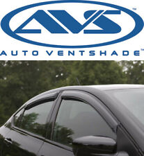 AVS 94550 Tape-On Window Ventvisors 4-Piece 2006-2013 Mercury Milan Ford Fusion