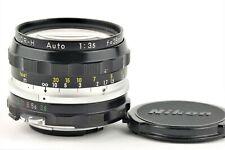 Nikon F Nikkor -H 28mm f 3.5 (Modificato AI) Manual Focus Lens Obiettivo AI