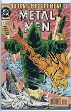Metal Men 1993 series # 3 near mint comic book