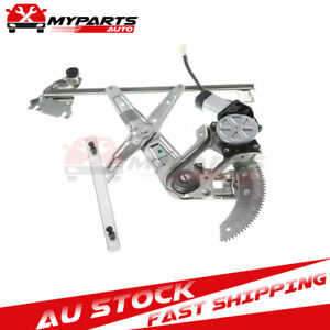 Front Right Driver Side Window Regulator W/ Motor for Subaru Forester SG 2003-08