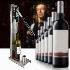 New listing Premium Manual Pressure Corker Wine Bottle Corking 2 Pom Inserting Stopper Corks