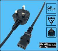 NEW Power Lead Cable For HP Colour Laserjet 3500 3550 3700 N DN DTN Printer