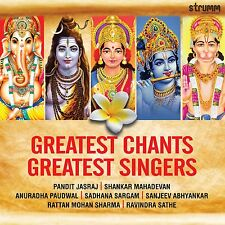Greatest Chants By Greatest Singers - Original CD