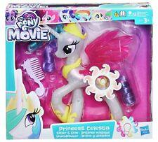 Mi Pequeño Pony: la Película Brillo y resplandor Princesa Celestia