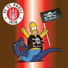 St Pauli  Aufkleber-Sticker  50 Stck