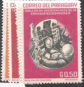Paraguay Space SC 744-8 MOG (5dgk)