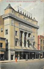 Orpheum Theater Minneapolis Minnesota 1910c postcard