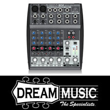 Behringer XENYX 802 Mixer SAVE $28 off RRP$139