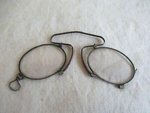 alte Aufsteck Brille Zwicker  (5)