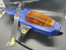 DC Super Powers Vintage 1984 Batcopter Toy Kenner Good Condition