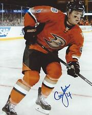 Cam Fowler Signed 8x10 Photo Anaheim Ducks Stadium Series Autographed COA B