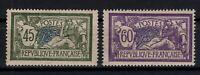 DA143418 / FRANCE MERSON TYPE / Y&T # 143 – 144 MNH ** CV 150 $