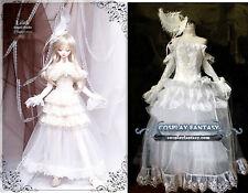 BJD SD Cosplay Gothic Lolita Gown Dress Luxury Prom Custom made