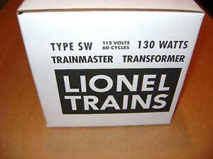 Lionel Type SW 130 Watts Licensed Transformer Box