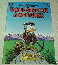 Walt Disney's Uncle Scrooge Adventures 5, NM-(9.2) ROSA