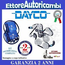 KTB527 KIT DISTRIBUZIONE DAYCO - TOYOTA AVENSIS VERSO 2.0 d-4d 85 kw NUOVO