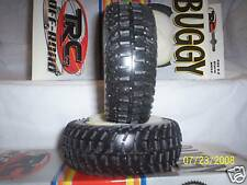 GRP TRC 1:8 buggy un-mounted Atomic paddle lug tires medium NIP TRCTM05B 2 packs