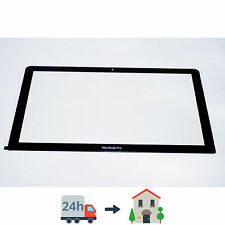 "Vitre écran Glass screen MacBook Pro Unibody 13""A1278 2009-2012 avec autocollant"