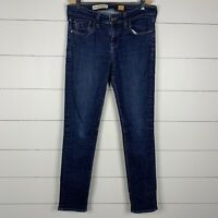 Pilcro And The Letterpress Anthropologie Womens Size 29 Zipper Fly Skinny Jeans