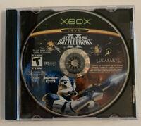 Star Wars BATTLEFRONT II 2 Microsoft Xbox Original Video Game Disc Only OEM