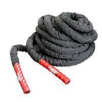 GEARDO CORE 40 FT Battle Rope Poly Dacron Exercise Gym Muscle Toning Fitness