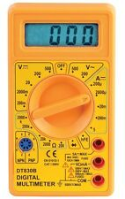 Digital Multimeter with AC/DC Voltage DC Current Diode Transistor Test Function