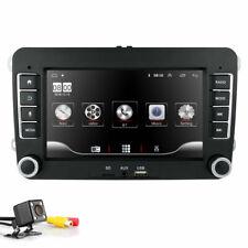 "7"" VW Golf Mk5 Mk6 POLO Bluetooth Radio USB Sat-Nav GPS Player Stereo Head Unit"
