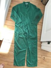Vintage Mohawk Industrial Supply Co Coverall Zip Front