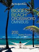 The New York Times Biggest Beach Crossword Omnibus : 200 Super, Sunny Puzzles...