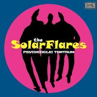 THE SOLARFLARES - PSYCHEDELIC TANTRUM   VINYL LP NEU