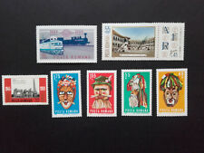 1969 - Romania - Various Series, Mi. 2802, 2803, 2804-2807, 2808 Mnh