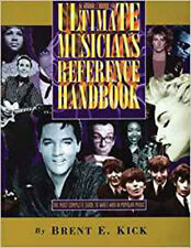 The Ultimate Musicians Reference Handbook, Very Good, VARIOUS Book