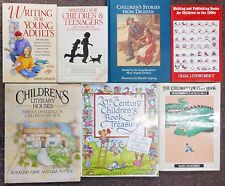 Classic Children's Picture Books Writing For Kids Young Adults Treasury 7 books
