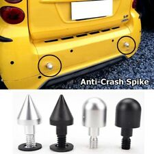1Pc Front/Rear Bumper Spike Guards Protector for Benz SMART Fortwo ED 451 08-14