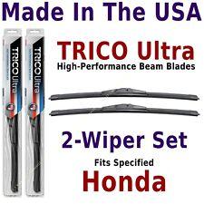 Buy American: TRICO Ultra 2-Wiper Blade Set fits listed Honda: 13-18-18