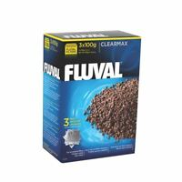 Fluval ClearMax Phosphate Remover 3 x 100g *Genuine* Filter Media