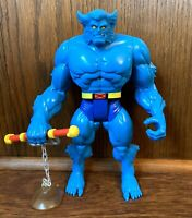 "Beast Vintage Uncanny X-Men 10"" Deluxe Action Figure 1994 Toybiz Marvel 90s"