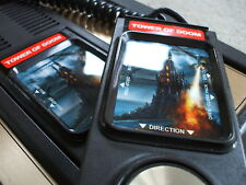 NEW TOWER OF DOOM ORPHAN OVERLAYS FOR INTELLIVISION GAME FLASHBACK