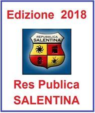 Repubblica Salentina gli ADESIVI per la TARGA della AUTO moto SALENTO cerco