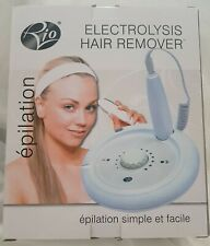 Rio Electronic Hair Remover, new still sealed (only opened for photo's).