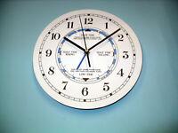MEGA-QUARTZ Time and Tide Clock