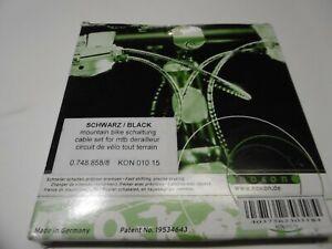 NOKON Mountain Bike Shift Cable Casing Set KON 010 15 Made In Germay New