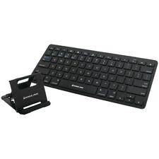 IOGEAR GKB632B Slim Multi-Link Bluetooth Tastatur mit Ständer