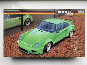 Porsche 911 Carrera RS 3.0 Fujimi Unfinished Project
