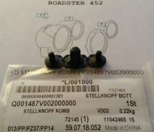 Smart Roadster 452 tasti Taster Knöpfe Schalter Tacho botones odómetro speedo
