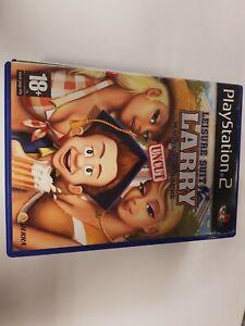 JEU SONY PLAYSTATION 2 Leisure Suit Larry PS2  Bon État