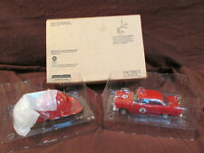 TEXACO FIRE CHIEF CAR HELMET FIRE ALARM PULL FIRST GEAR COLLECTIBLES