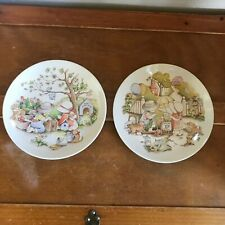 Vintage Lot of 2 Country Kids Dads Are Best Good Friends are Forever Collector's