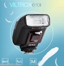 VILTROX JY-610II LCD Manual Flash Speedlite Light with Standard Hot Shoe Mount